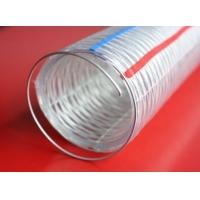 专业生产PVC塑筋管 透明食品级软管 PVC钢丝纤维复合软管