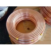 国标T2软态紫铜管 空调专用薄壁紫铜盘管