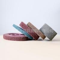 进口3M抗拉伸尼龙带不织布金属抛光打磨带亚麻砂带机砂带定做