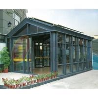 欧蔓迪精工门窗-重型阳光房系列
