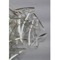 利华玻璃-晶钻玻璃耗材-金边碎玻璃-新款碎石玻璃材料