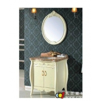 成都统用卫浴--统用实木浴室柜