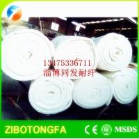 电厂管道工程保温材料同发牌陶瓷纤维针刺毯
