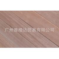 供应印尼红玉檀(巴劳)地板坯料 超宽板 宽板料