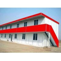 提供椒江彩板活动房施工 钢结构搭建