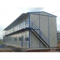 提供瑞安组合板活动房生产 双坡平房活动房搭建