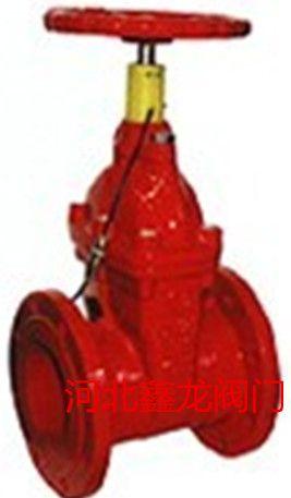 信号闸阀,rvsx信号弹性座封闸阀图片
