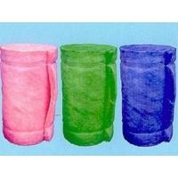 彩色玻璃棉保温棉