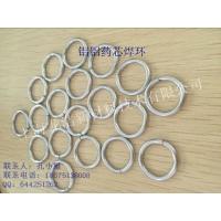 定制焊环AlSi12铝铝药芯焊丝汽车散热器冷凝器**