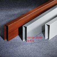 全国【供应】广交会指用欧佰铝木纹铝方通 方管集成吊顶厂家