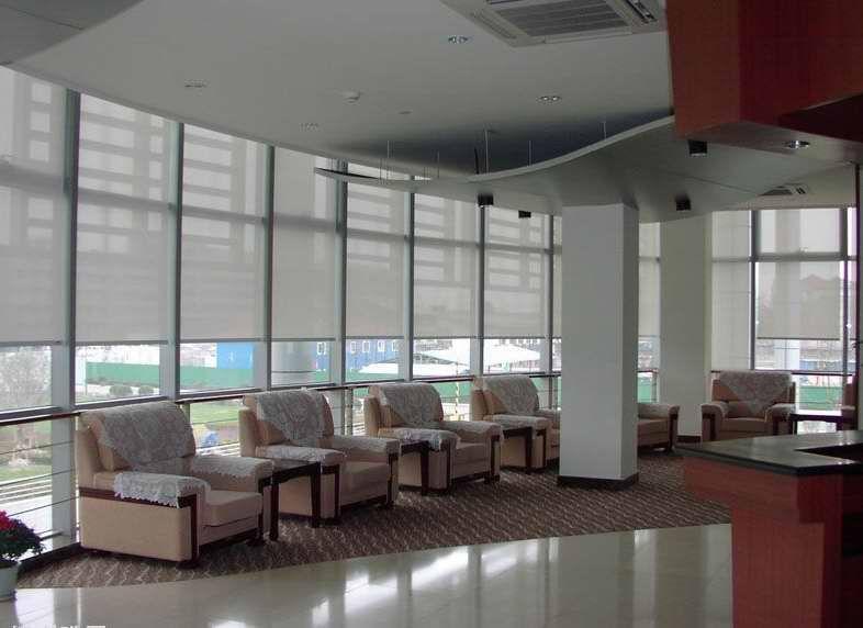 北京办公室铝合金窗帘铝合金百叶窗帘