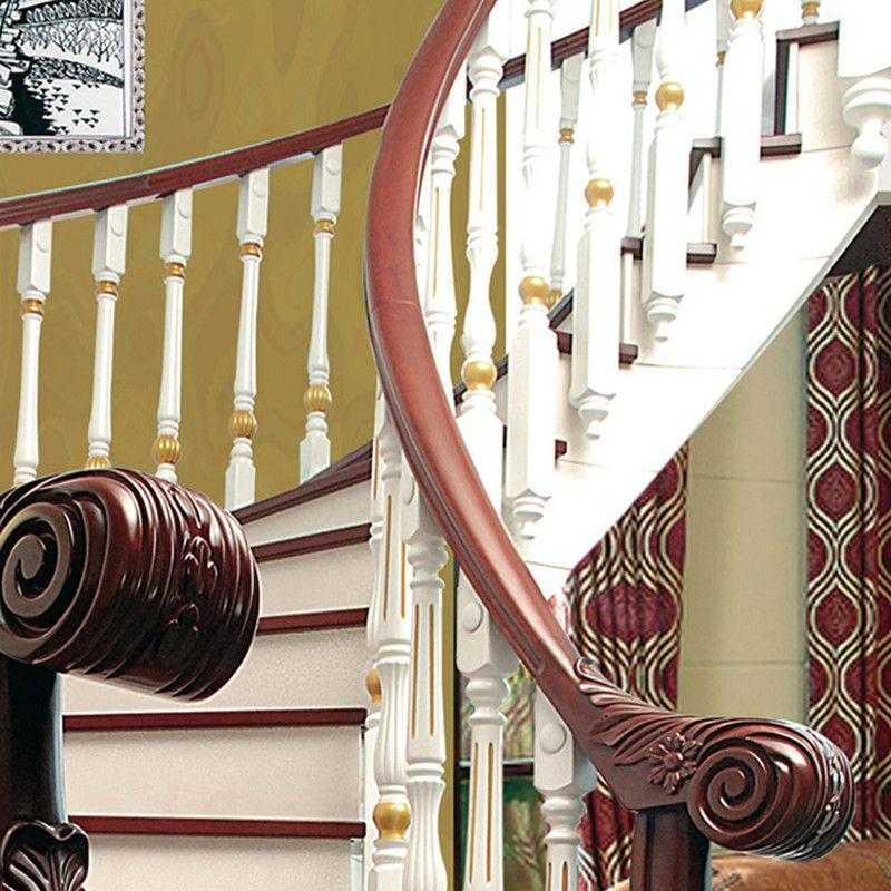百姓园欧式复古旋转楼梯