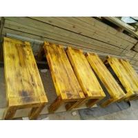 保定防腐木桌椅