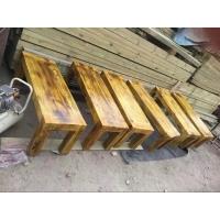 保定防腐木桌椅家具