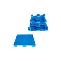 北京德福万九脚平板塑料托盘现货供应
