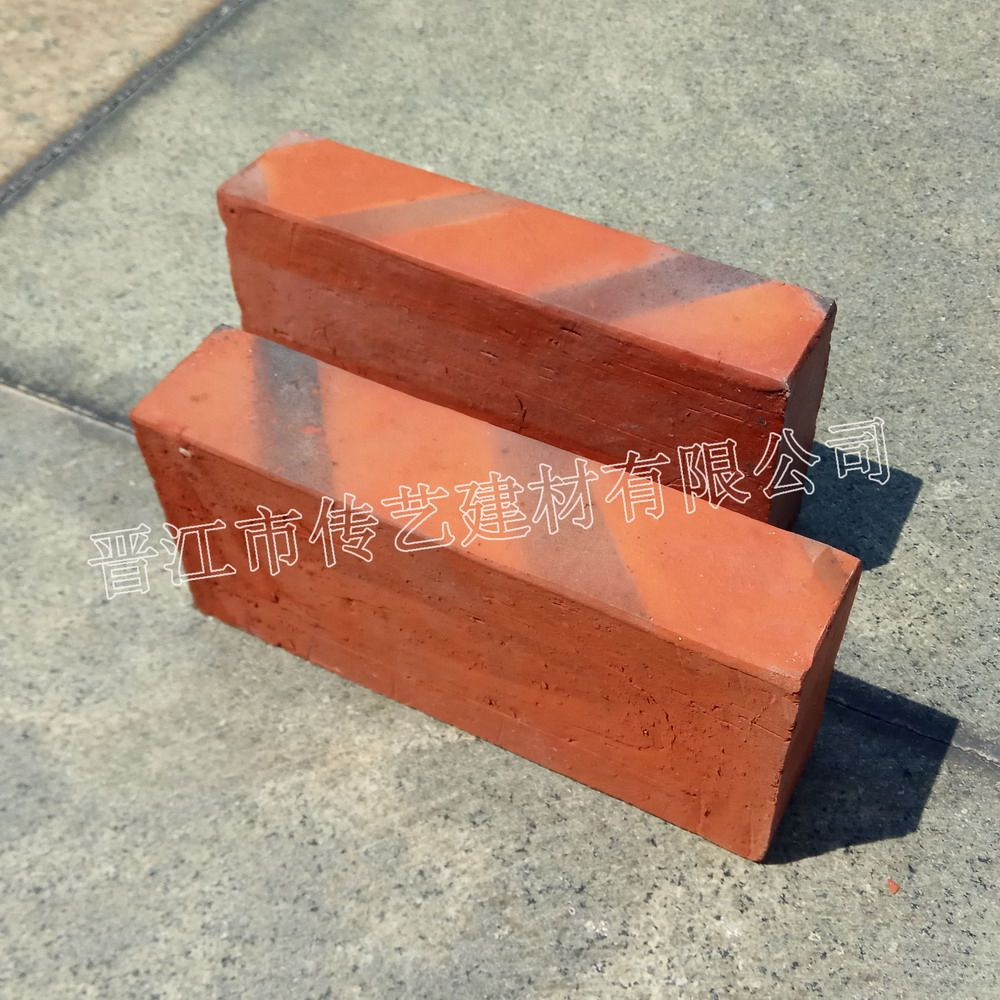 仿古风格红砖20X8X5 闽南古厝红砖纯手工红砖