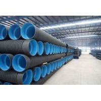 HDPE双壁波纹管 高密度聚乙烯排污、污水管
