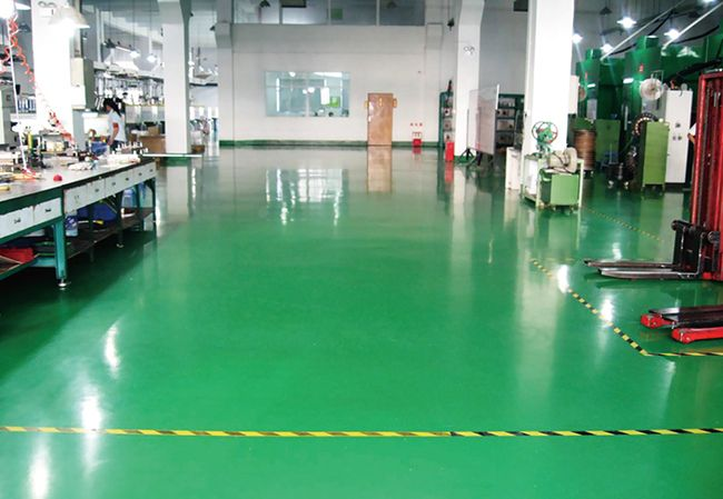 高耐磨洁净地坪涂料