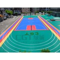 悬浮地板 悬浮地垫 CGT悬浮式拼装地板