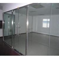 天津办公室玻璃隔断 办公室玻璃隔间 玻璃隔墙定做