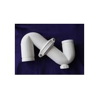 HDPE沟槽式压环柔性连接超静音排水管