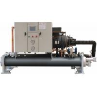 冬夏季循环使用地源热泵机组