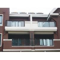惠州锌钢阳台护栏/楼梯扶手/铁艺门/百叶窗/道闸