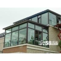 断桥铝门窗 铝包木门窗 阳光房设计制作