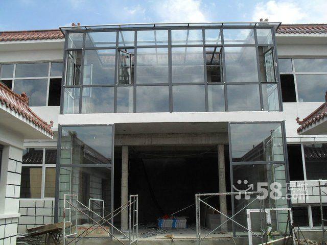 高尔门窗,断桥铝门窗,铝包木门窗
