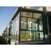 高尔65系断桥铝门窗封阳台,封露台,封小院,纱窗