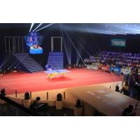 天津羽毛球运动地板_乒乓球运动地板