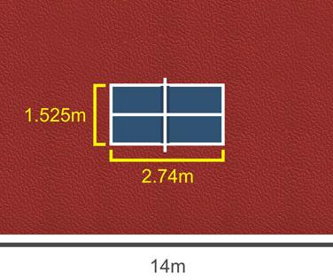 天津乒乓球地板