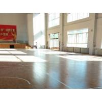 天津篮球地板_篮球场馆地板