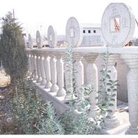 山东石材-五莲红桥栏杆
