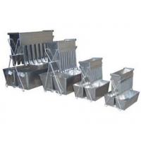 不锈钢槽式二分器,密封式敞开式二分器