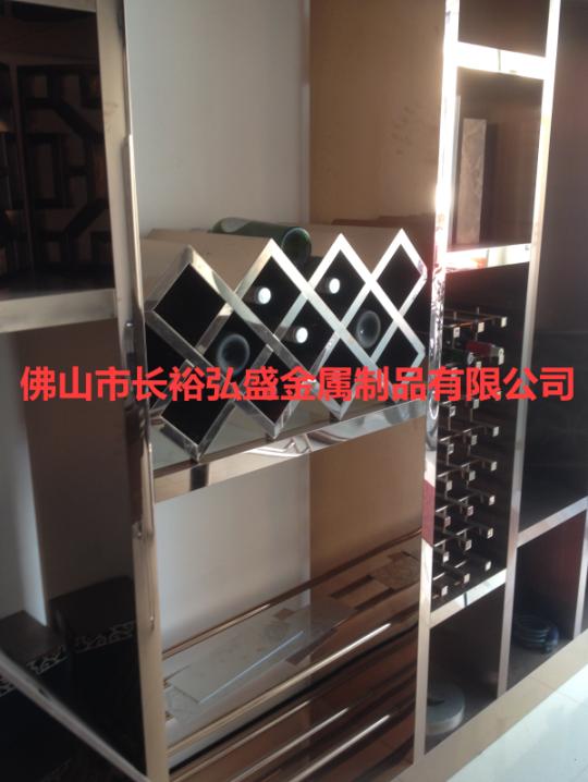 厂家热销 KTV酒柜 不锈钢酒柜 发光KTV酒柜 适用于各种
