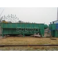 平流式溶汽气浮装置-地卫环保气浮油水分离设备1