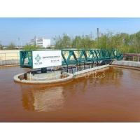 湖北荆门化工污水处理1—周边传动刮吸泥机废水污泥处理