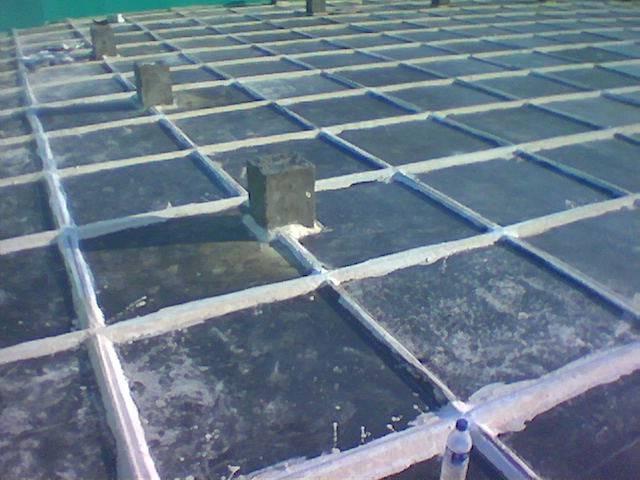 排水板 屋顶花园多用板