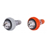 澳式规格工业电源插头单相三极插头250V  15A