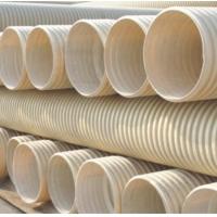 天津PVC塑料双壁波纹管