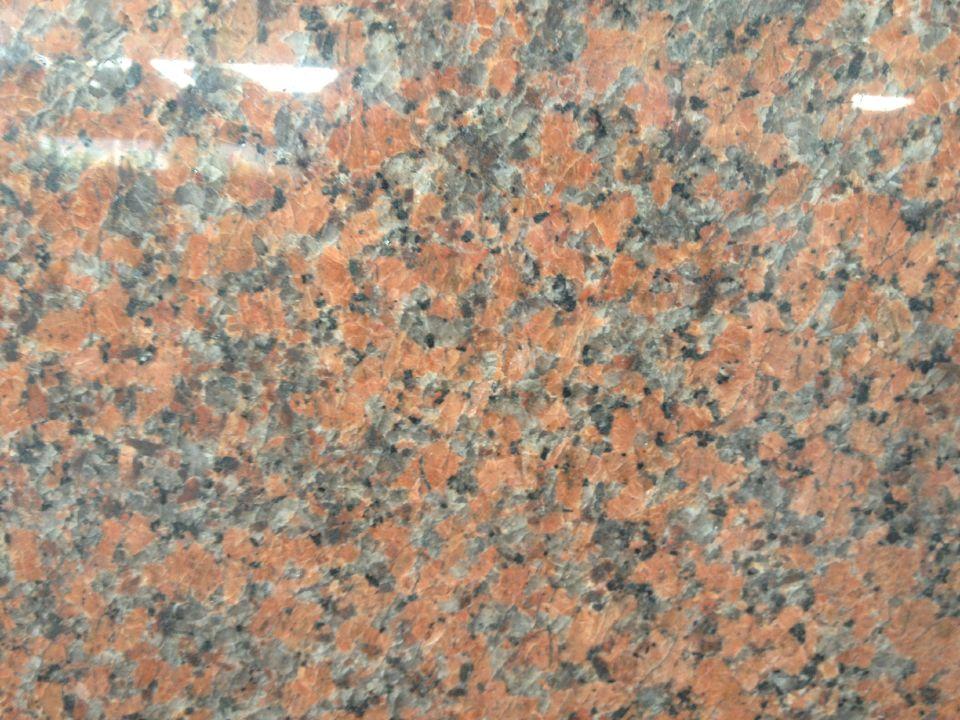 枫叶红石材大红板