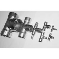 供应、定制空调铝制T型铝三通管件