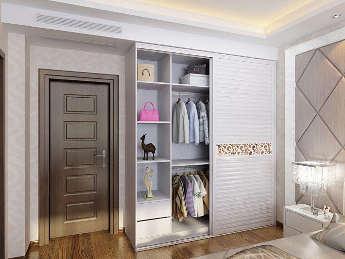 现代家具展板样式