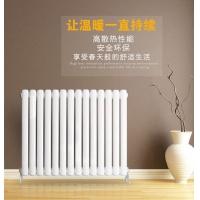 钢制散热器型号 钢制50x25片头散热器