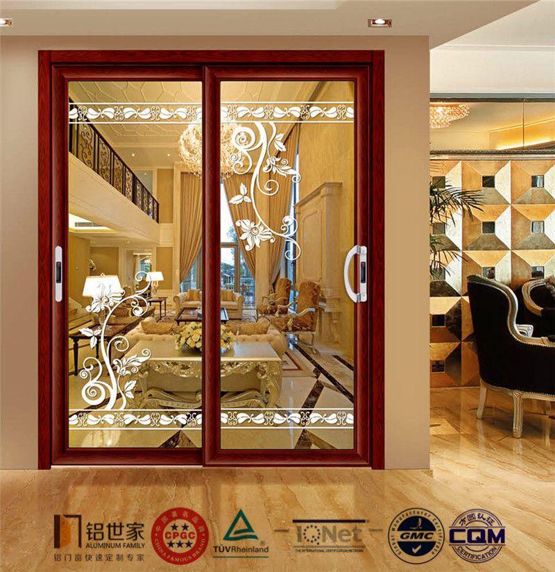 全铝合金门房间门 铝合金房间套装门
