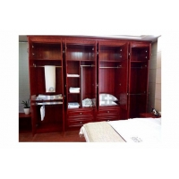 供应全铝平开衣柜铝材 全铝衣柜型材定制 家具铝型材