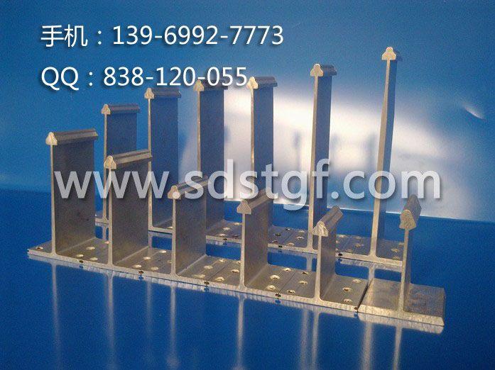 铝镁锰板屋面扣件