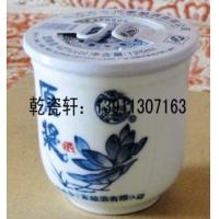 北京景德镇青花瓷口杯,云南贵州陶瓷口杯