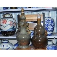 北京颜色釉酒瓶